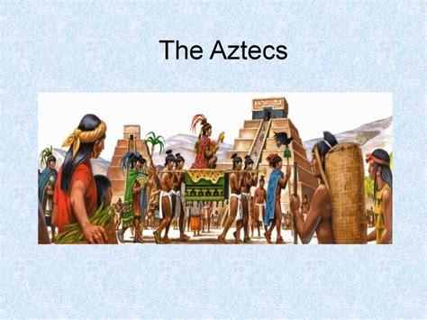 aztecs prezentatsiya onlayn