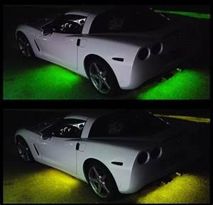 Flexible LED under car kit for the Car lighting enthusiast