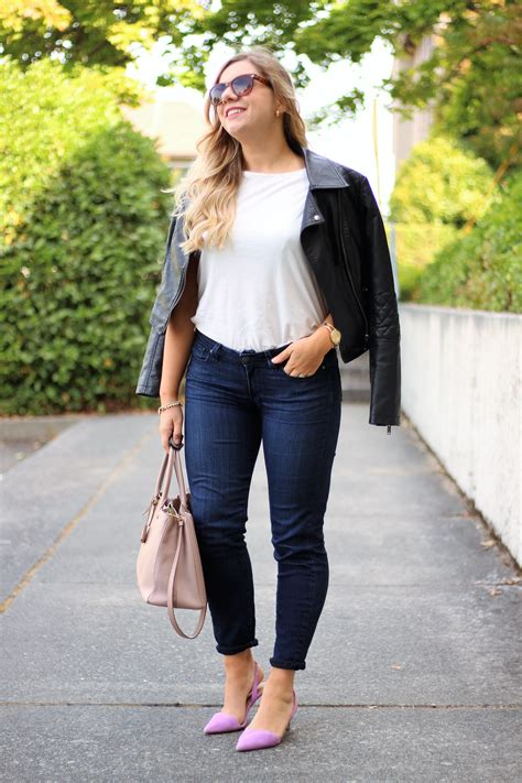 Husband Picks My Outfit   Casual Date Night - Northwest Blonde