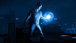 Infamous Second Son Blue Neon Wallpaper 4 by XtremisMaster ...