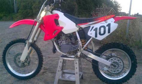 2001 Honda Cr 80 Big Wheel For Sale On 2040-motos