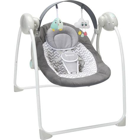siege auto bebeconfort balancelle bébé confort de badabulle