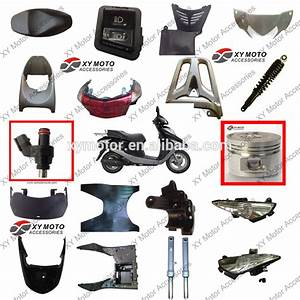 Pcx Motorcycle Body Parts Motorcycle Plastic Parts 64300
