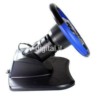 volante per pc con cambio volante pedali cambio pc usb ps ps2 playstation joypad