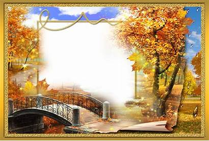 Landscape Frame Autumn February Sour Yaadein Moments