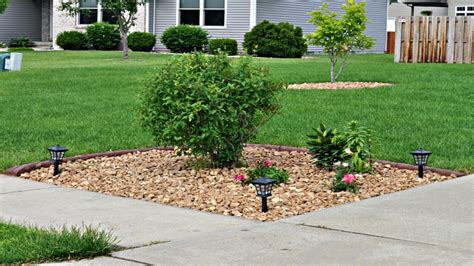 corner lawn landscaping decorating large wall corner yard landscaping ideas driveway front yard landscaping with