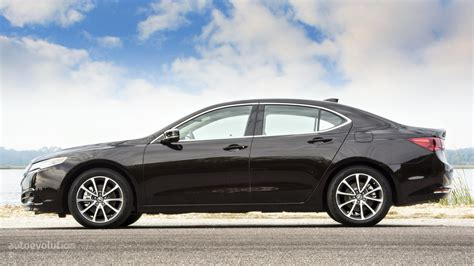 Acura Tlx Reviews by 2015 Acura Tlx Review Autoevolution