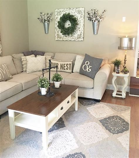 fabulous farmhouse living room decor ideas french cottage ideas simple individual modern
