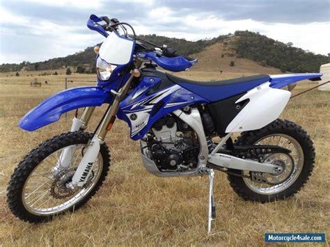 yamaha wr250f for sale in australia
