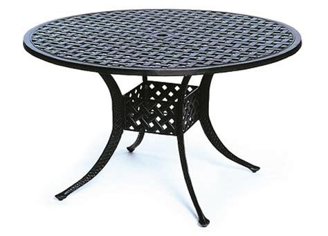 newport by hanamint luxury cast aluminum patio furniture
