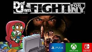Will We Ever See Def Jam Fight For NY Sequel Or Remaster