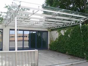 Moderne Carports Mit Glasdach : metallbau sonnleitner carports vord cher ~ Markanthonyermac.com Haus und Dekorationen