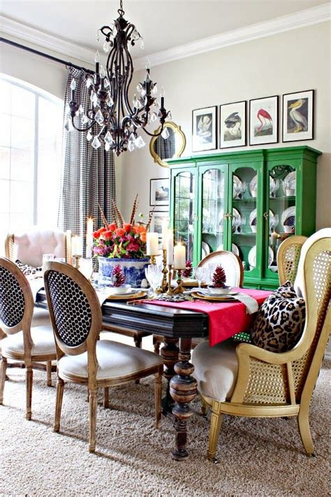 25+ Best Ideas About Eclectic Dining Rooms On Pinterest