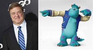 "John Goodman Breathes Life to Sulley in ""Monsters ..."