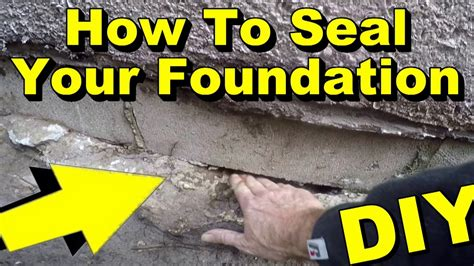 Exterior Waterproofing, How To Seal Your Foundation, Diy