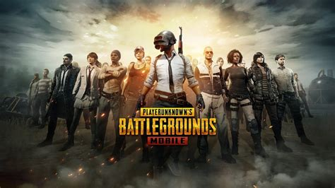 Download 1366x768 Pubg Mobile, Characters, Playerunknown's Battleground Wallpapers For Laptop