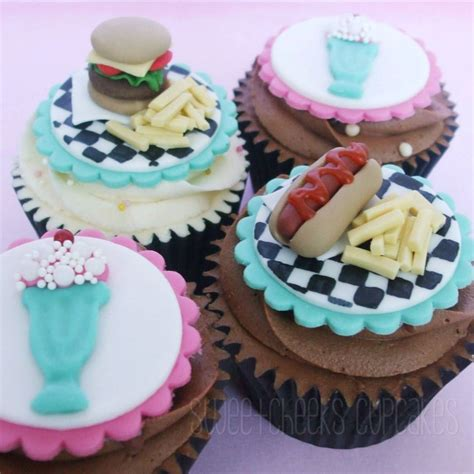 cuisine cupcake celebrating national junk food day junk food cakes