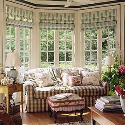 Bay Bow Window Treatment Ideas