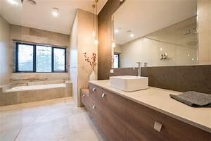 Grand Meuble Salle De Bain : 1001 mod les pharamineux de la salle de bain moderne ~ Teatrodelosmanantiales.com Idées de Décoration