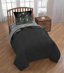 Minecraft, Comforter, Twin