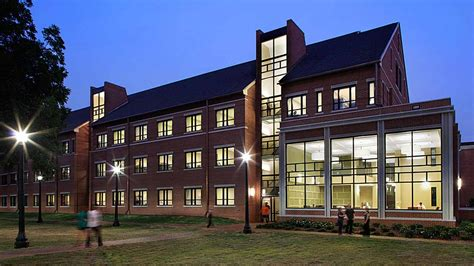 Campbell University: Residence Hall | Projects | Work | Little