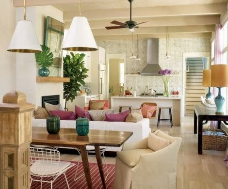 modernes wohnzimmer einrichten wohn und kuechenraum