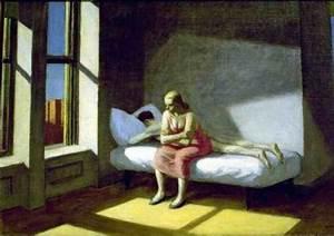 Edward Hopper's Paintings Recreated As Photographs ...