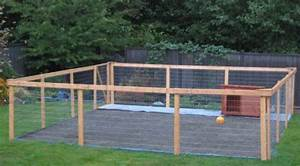 should i build or buy a dog kennel run pethelpful With cheap homemade dog kennel ideas