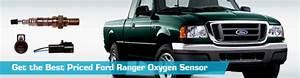 Ford Ranger Oxygen Sensor - O2 Sensor - Denso Bosch