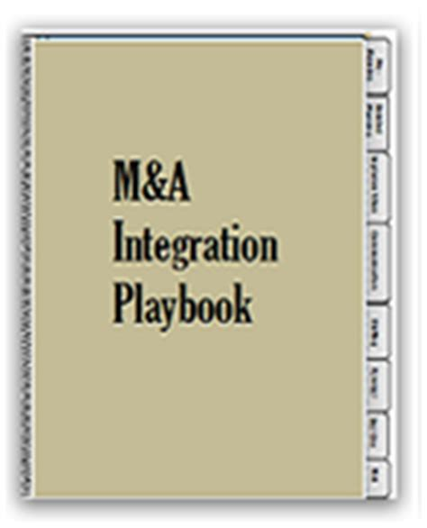 Mergers And Acquisitions Playbook $ Lapakonlineindonesia id