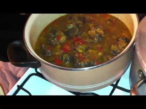 cuisine congolaise rdc maman loboko pondu na mikila cuisine congolaise part 2