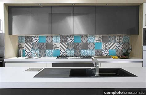 Ageold Splashback Style  Completehome