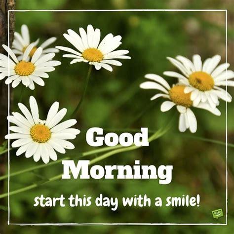 day good morning