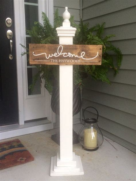personalized  sign  family