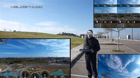 parrot bebop drone fpv flying  vr glasses   youtube