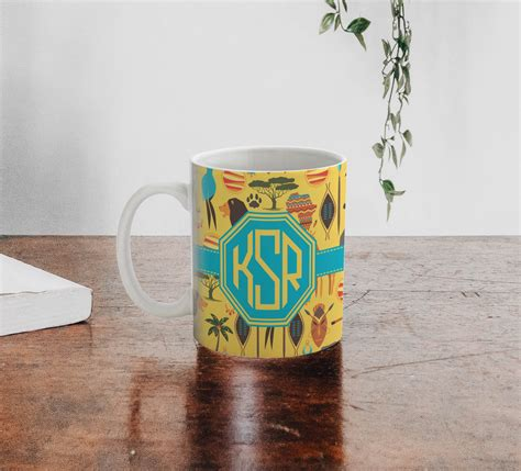 Check out our african coffee mug selection for the very best in unique or custom, handmade pieces from our кружки shops. African Safari 11 Oz Coffee Mug - White (Personalized) - YouCustomizeIt
