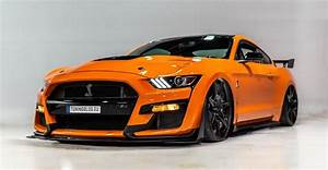770 PS! 2019 Ford Mustang Shelby GT 500 widebody presented