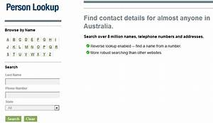 How To Stalk (find) People In Australia– How To Find ...