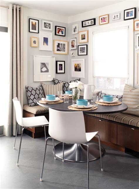 banquette table cuisine banquettes au banc d 39 honneur maison et demeure