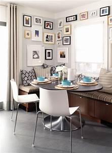 Banquette De Cuisine : banquettes au banc d 39 honneur maison et demeure ~ Premium-room.com Idées de Décoration