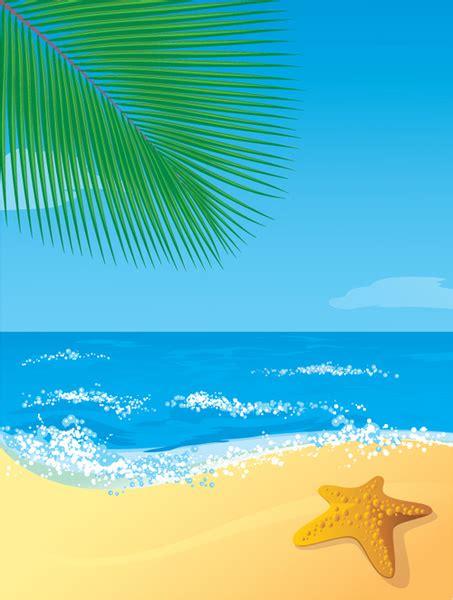 beach  vector    vector