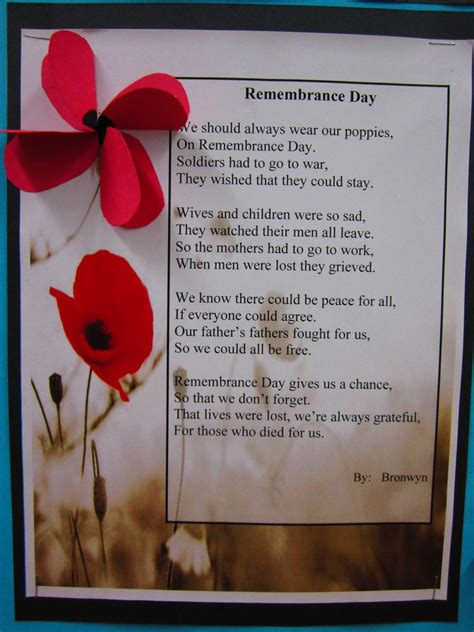 poppy poems for remembrance day runde s room remembering remembrance day