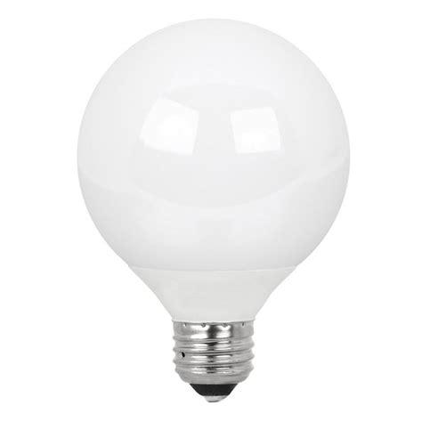 utilitech pro light bulbs utilitech 2 pack 12 watt g25 medium base daylight 6500k