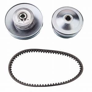 Go Kart Torque Converter Clutch Kit 30series 3  4 U0026quot  12tooth