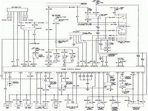 1997 Toyota Tacoma Electrical Wiring Diagram