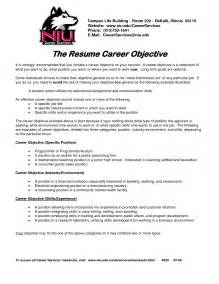 100 objective for business resume business continuity