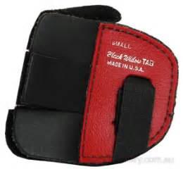 black widow super leather  fingers  tab
