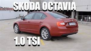 Skoda Octavia 1 0 Tsi  Eng  - Test Drive And Review