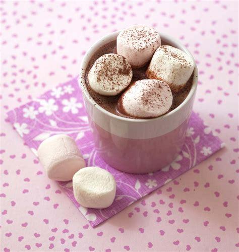 cuisine recette tv chocolat chaud aux chamallows les meilleures recettes de cuisine d 39 ôdélices
