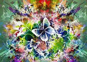 Puzzle Gratuit En Ligne Pour Adulte : fleurs et papillons de printemps 1000 teile grafika ~ Dailycaller-alerts.com Idées de Décoration